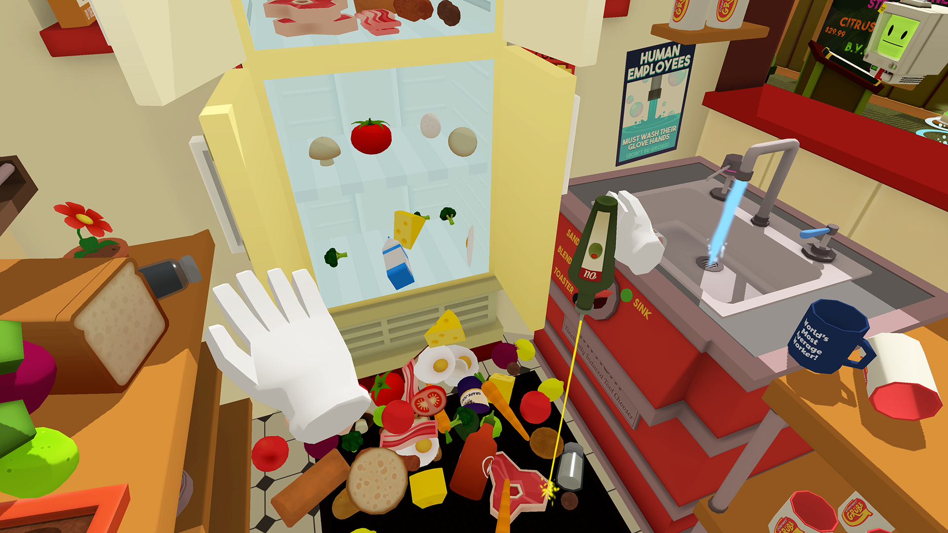 Gentil File:Job Simulator Screenshot   Kitchen 01.png
