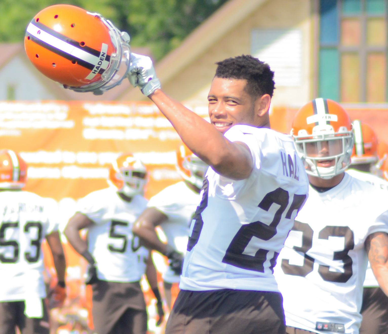 About Joe Haden | American football player | United States ...