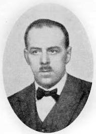 Josef Larsson Norwegian metal worker and trade unionist