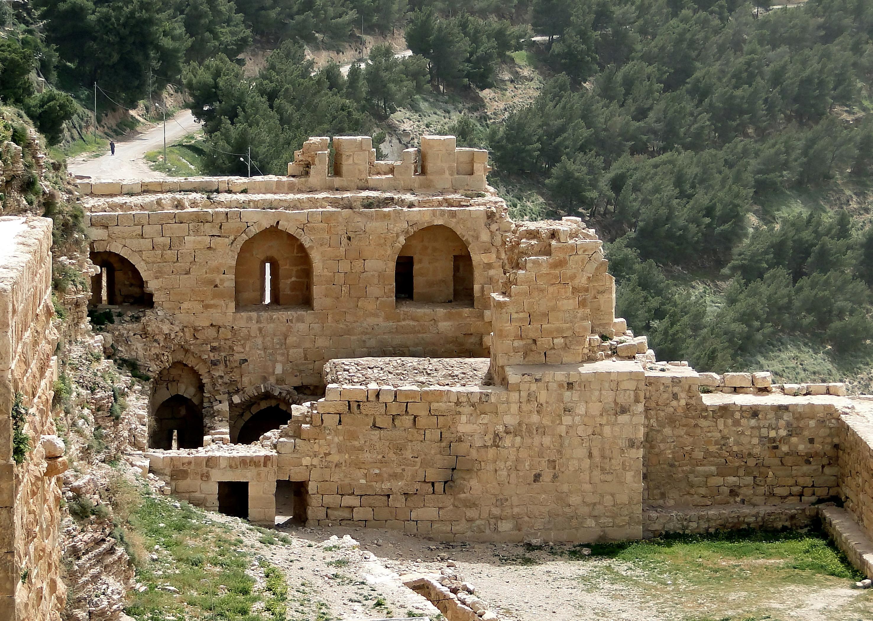 Karak Jordan  city images : Karak Castle 03 Al Karak, Jordan