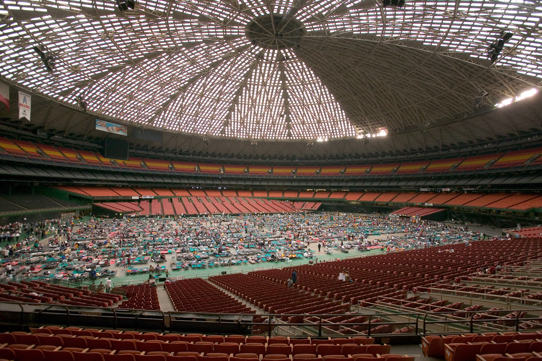 Great Roof View Houston Astrodome Pinterest