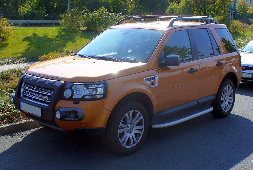 File Land Rover Freelander Ii Jpg Wikimedia Commons