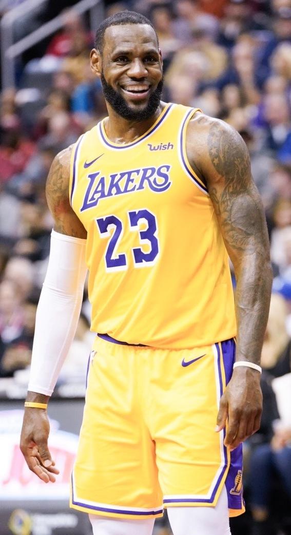 LeBron James - Wikipedia
