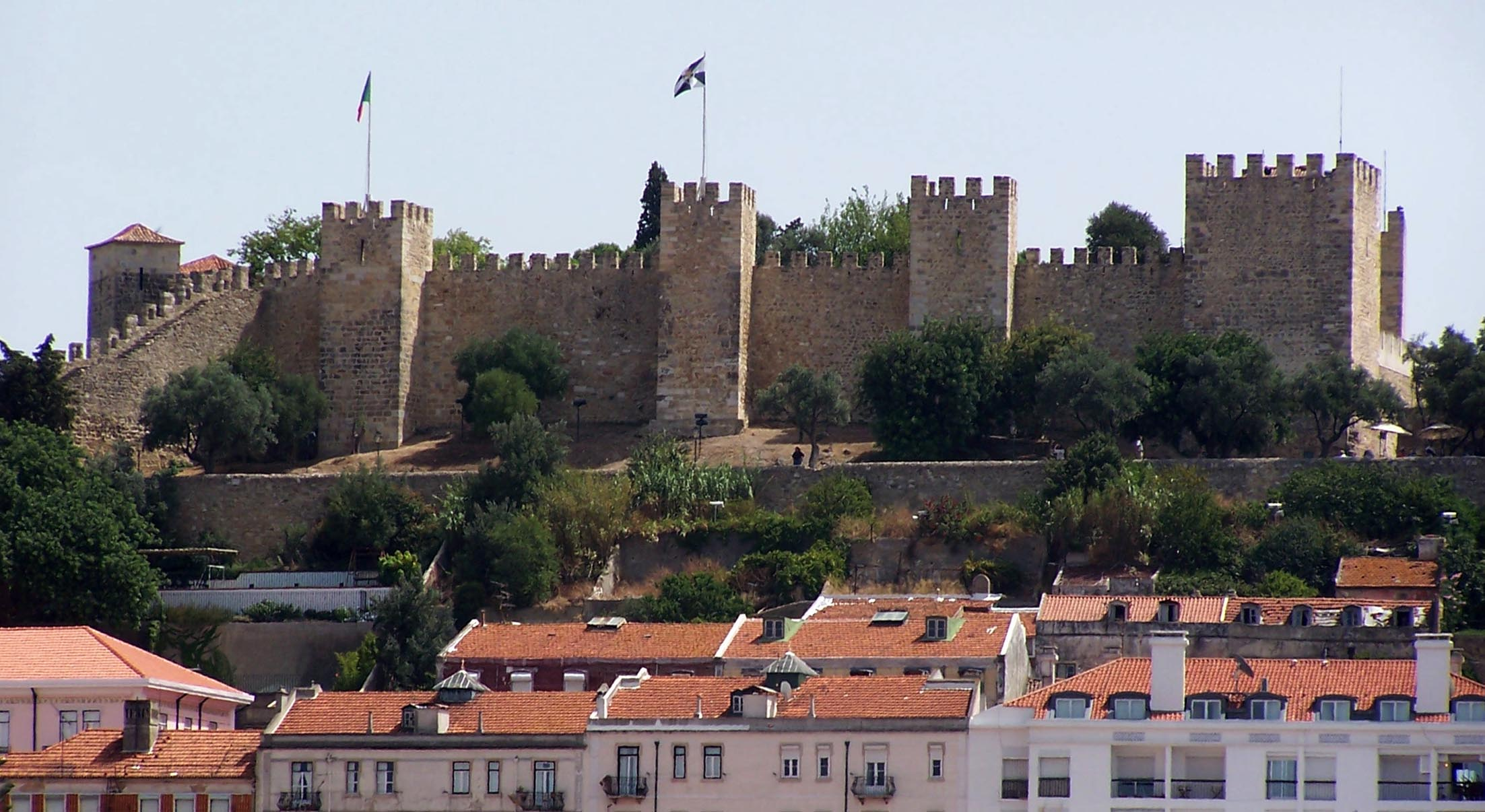 """St George Castle  """