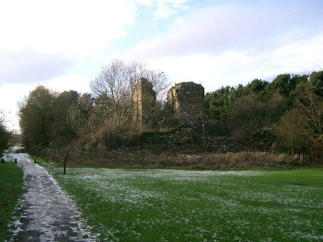 Lochore Castle - geograph.org.uk - 85020