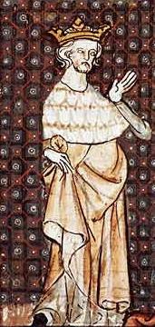 Luis II, el Tartamudo.