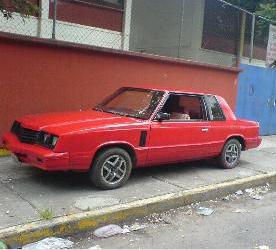 File Magnum Turbo By Chrysler 1985 Jpg Wikimedia Commons
