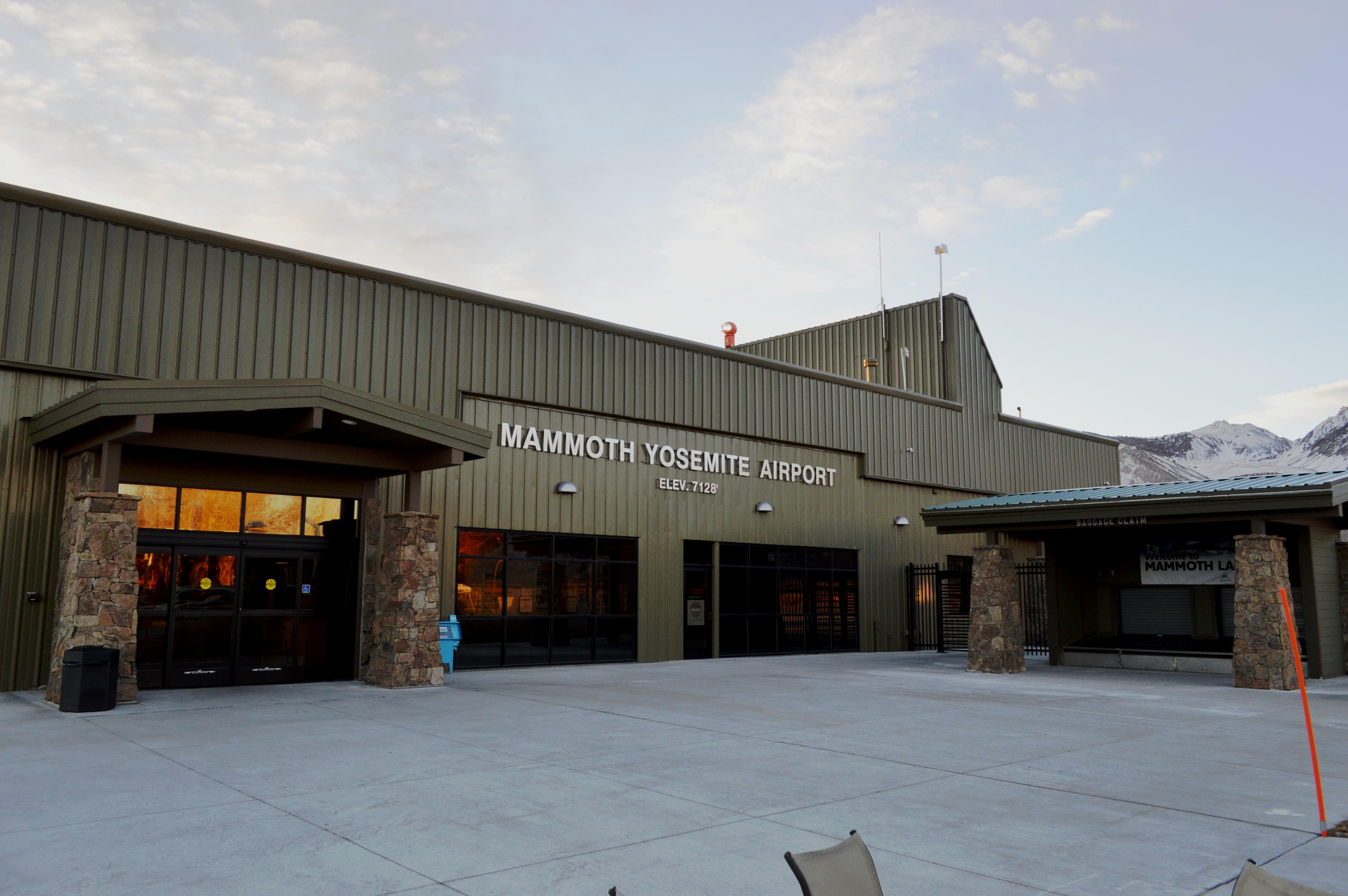 Mammoth Lakes Rental Car Airport