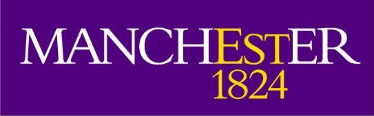 Logo of University of Manchester