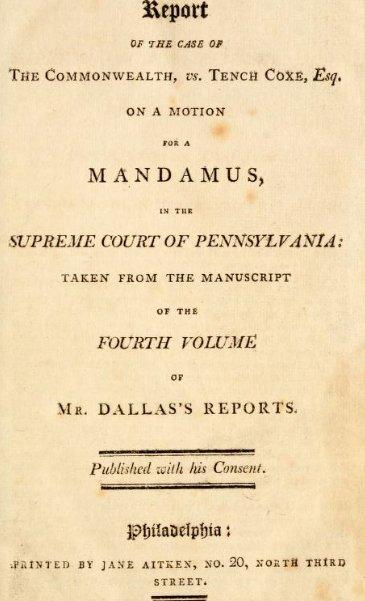 Writ of mandamus an overview