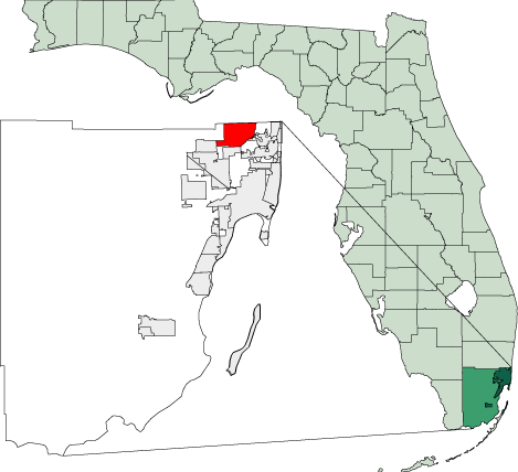 FileMap of Florida highlighting Miami Gardenspng Wikimedia Commons