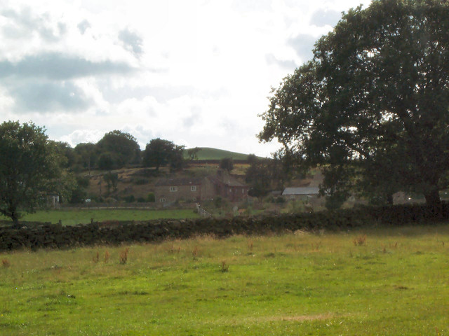 March Cote Farm, Cottingley - geograph.org.uk - 33821