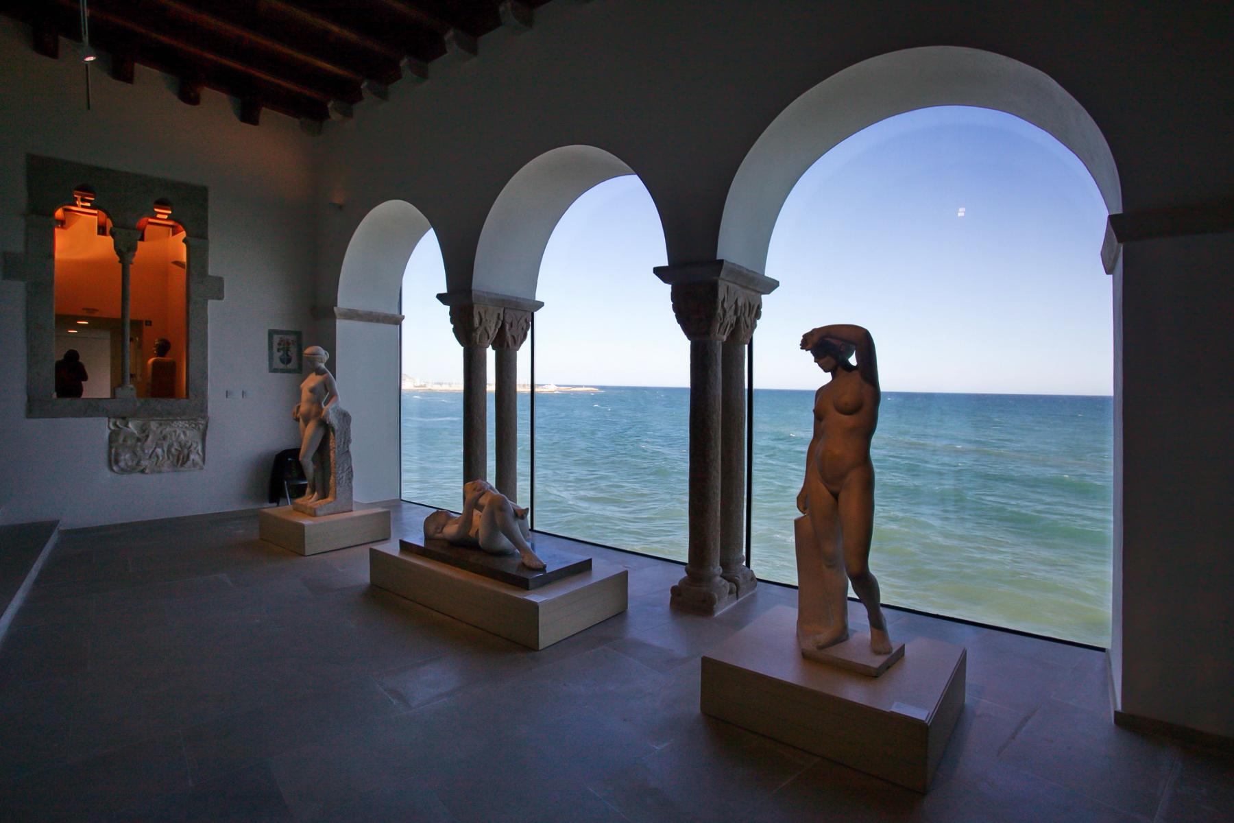 Museum Maricel Barcelona-Home