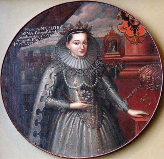 Мнишек, Марина Юрьевна — Википедия