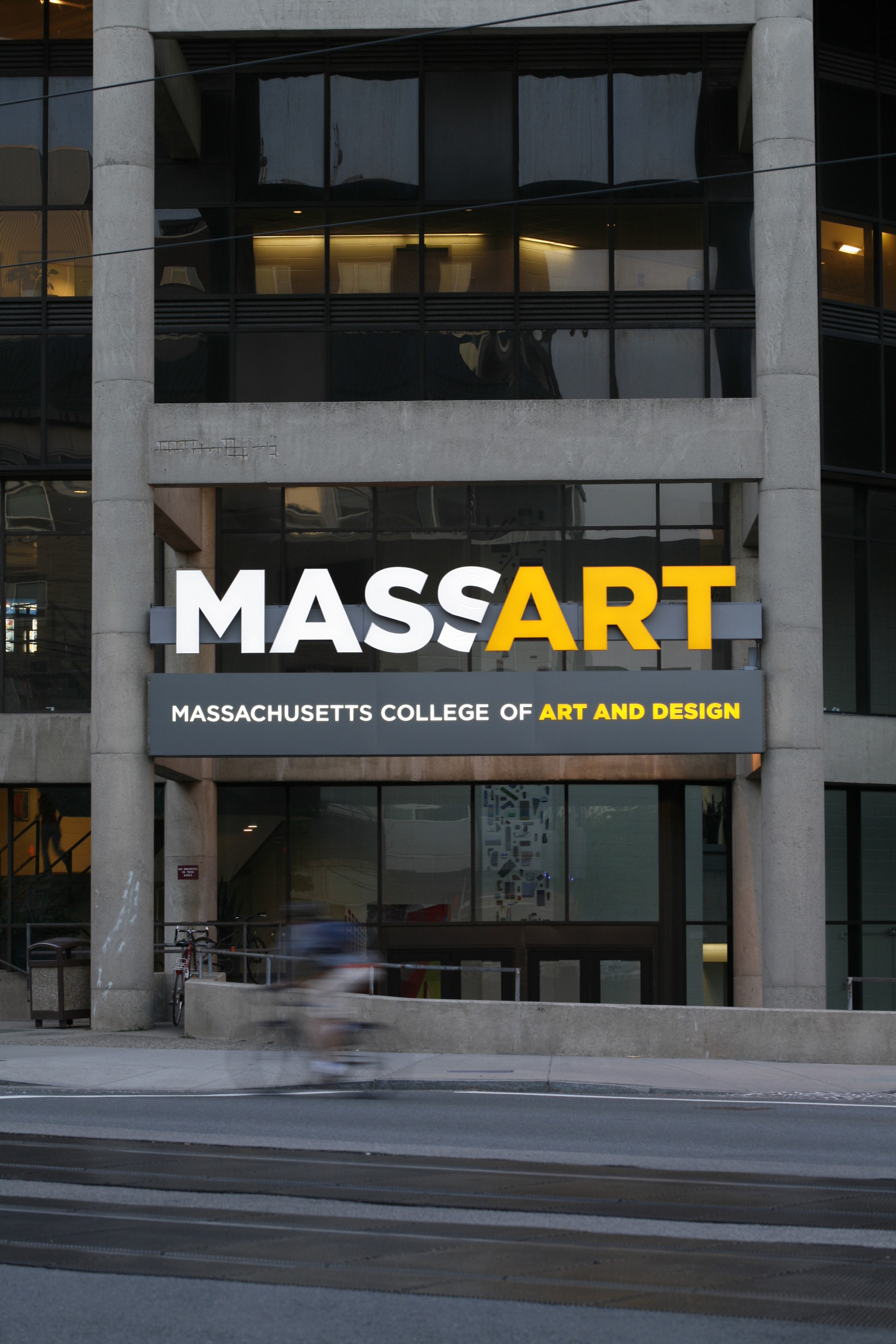 massachusetts college massart mass wikipedia colleges arts towers entrance freight academic visual anywhere produce farms grow english container shipping boston