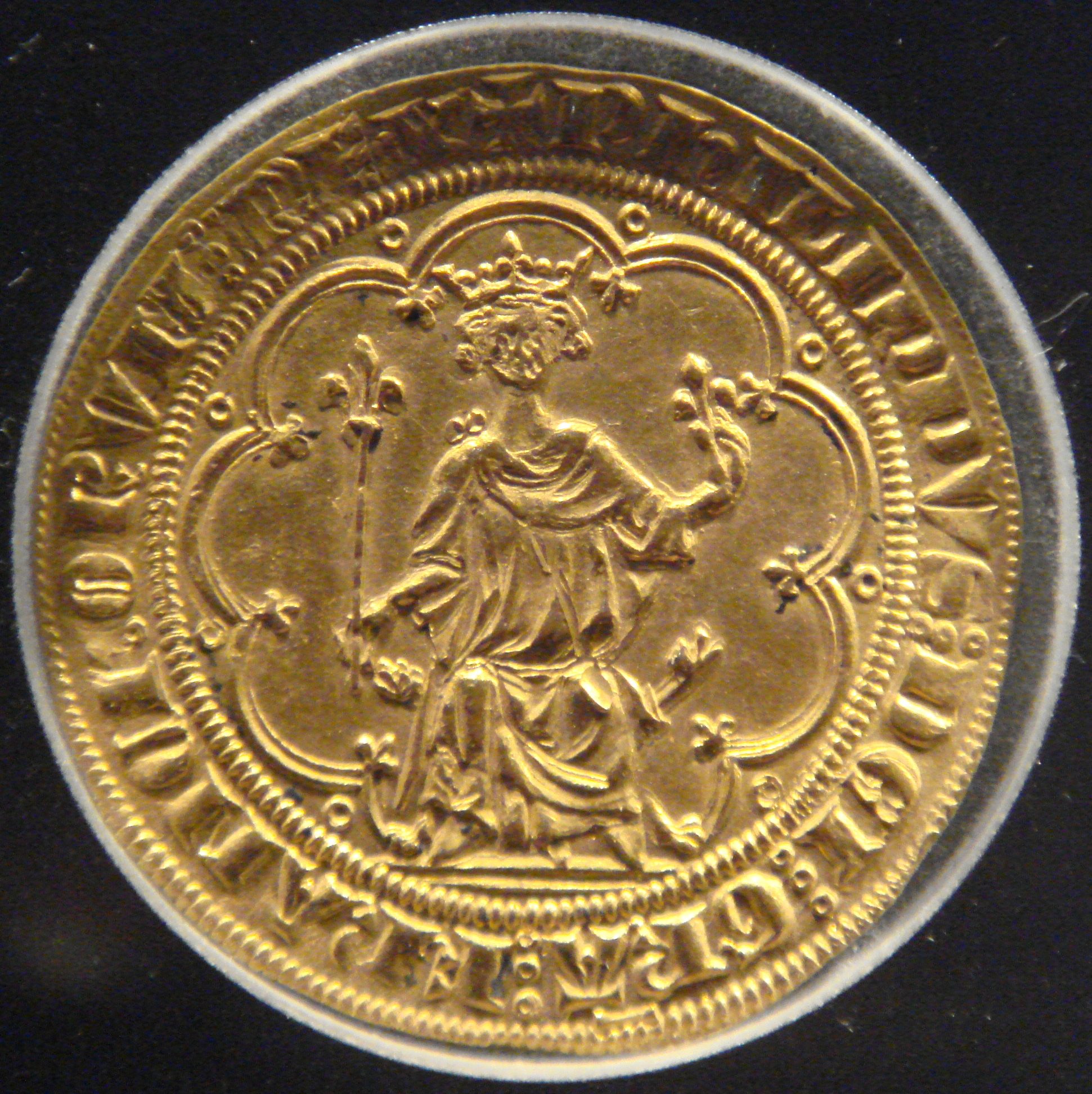 File:Masse de Philippe le Bel 10 January 1296 gold 7040mg.jpg