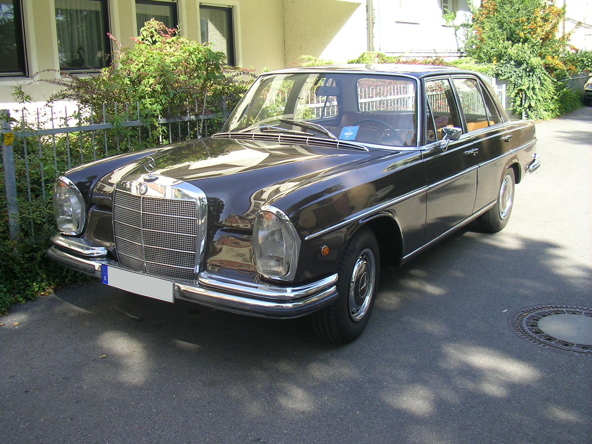 1970 mercedes benz 280 s w108 in cutlass 2007 for 2007 mercedes benz 280