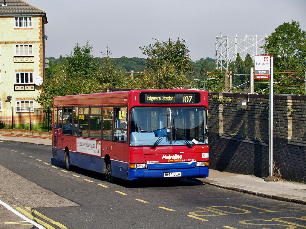 London Buses Route 107 Wikipedia