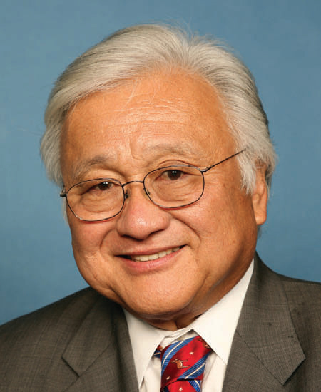 Rep. Mike Honda (D)