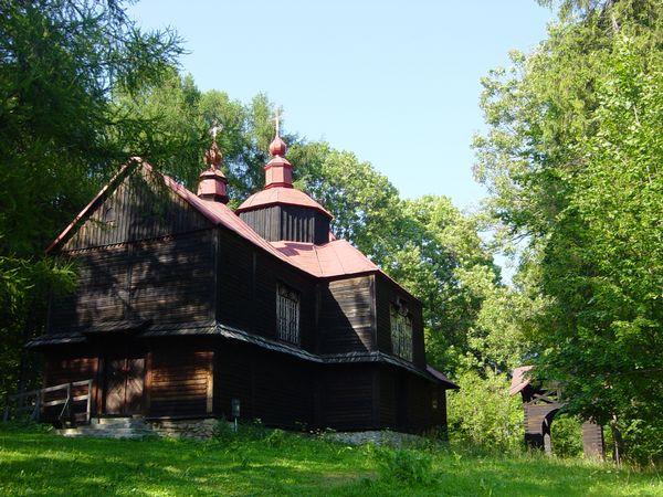Moczary, Bieszczady County