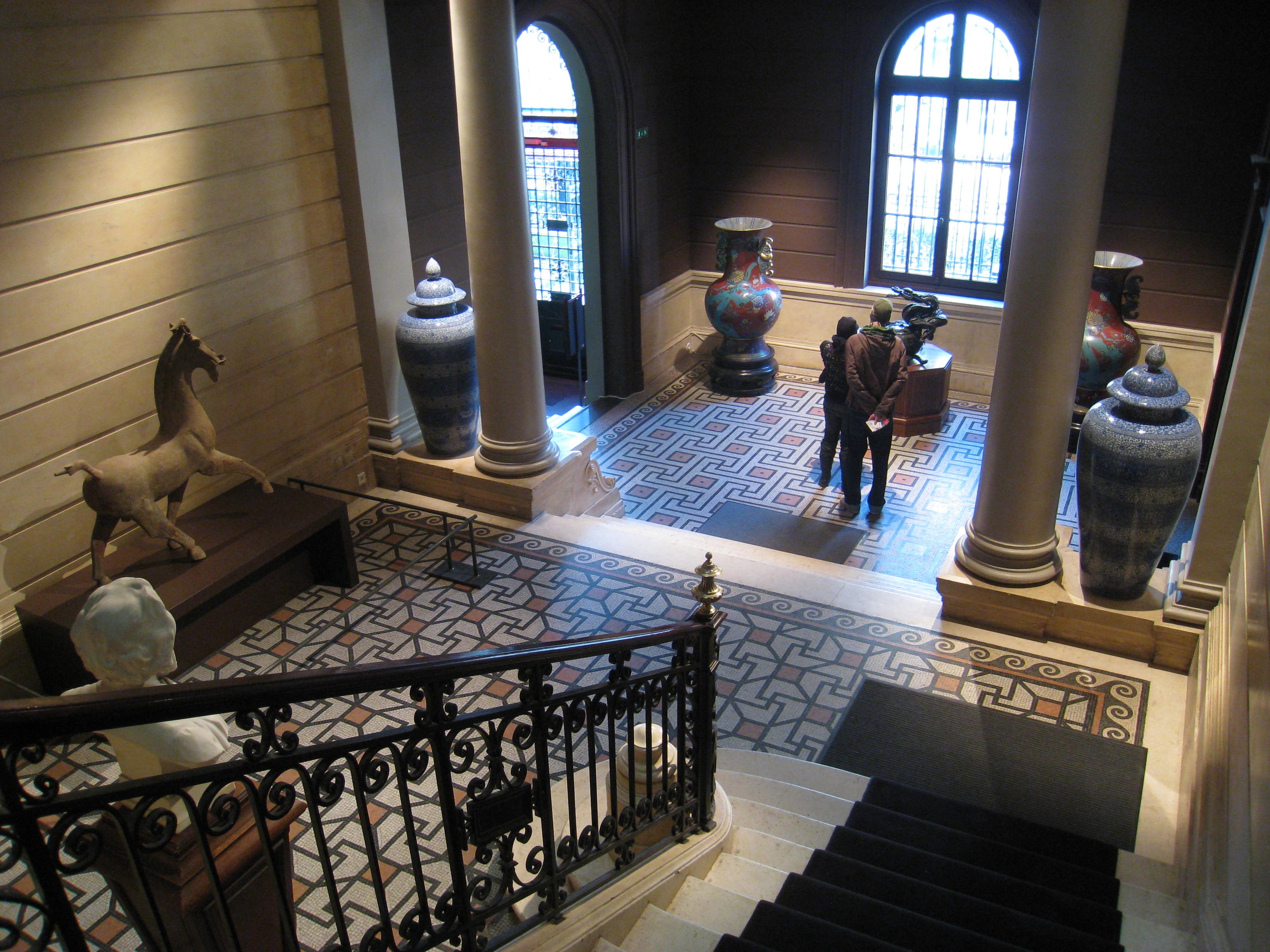 Risultati immagini per musée cernuschi collection