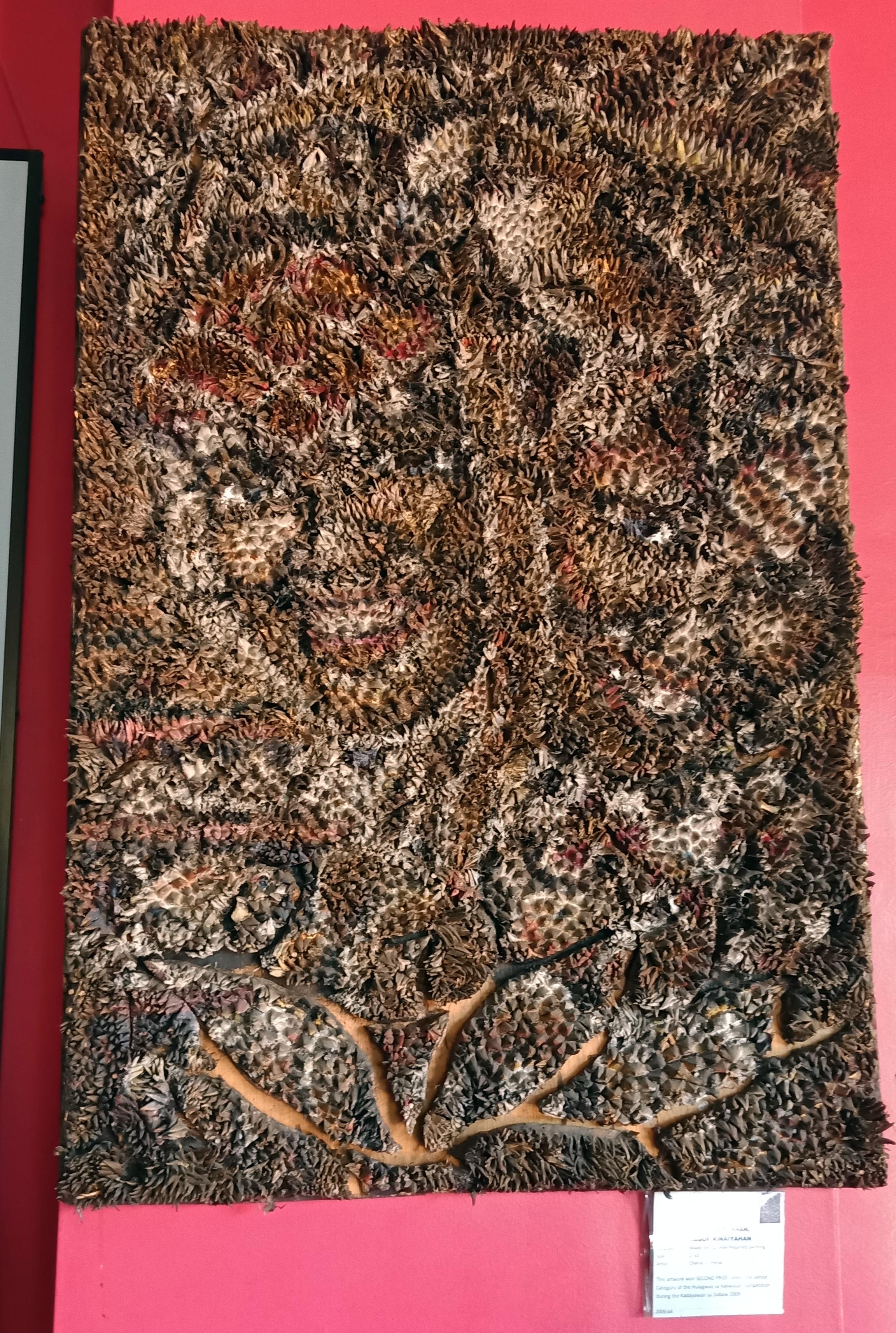 Filemuseo Dabawenyo Durian Skin Artworkjpg Wikimedia Commons