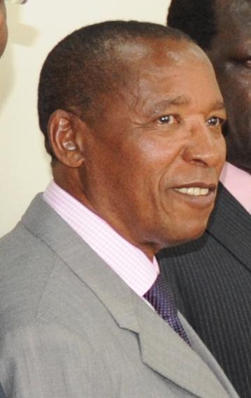 Mutula Kilonzo