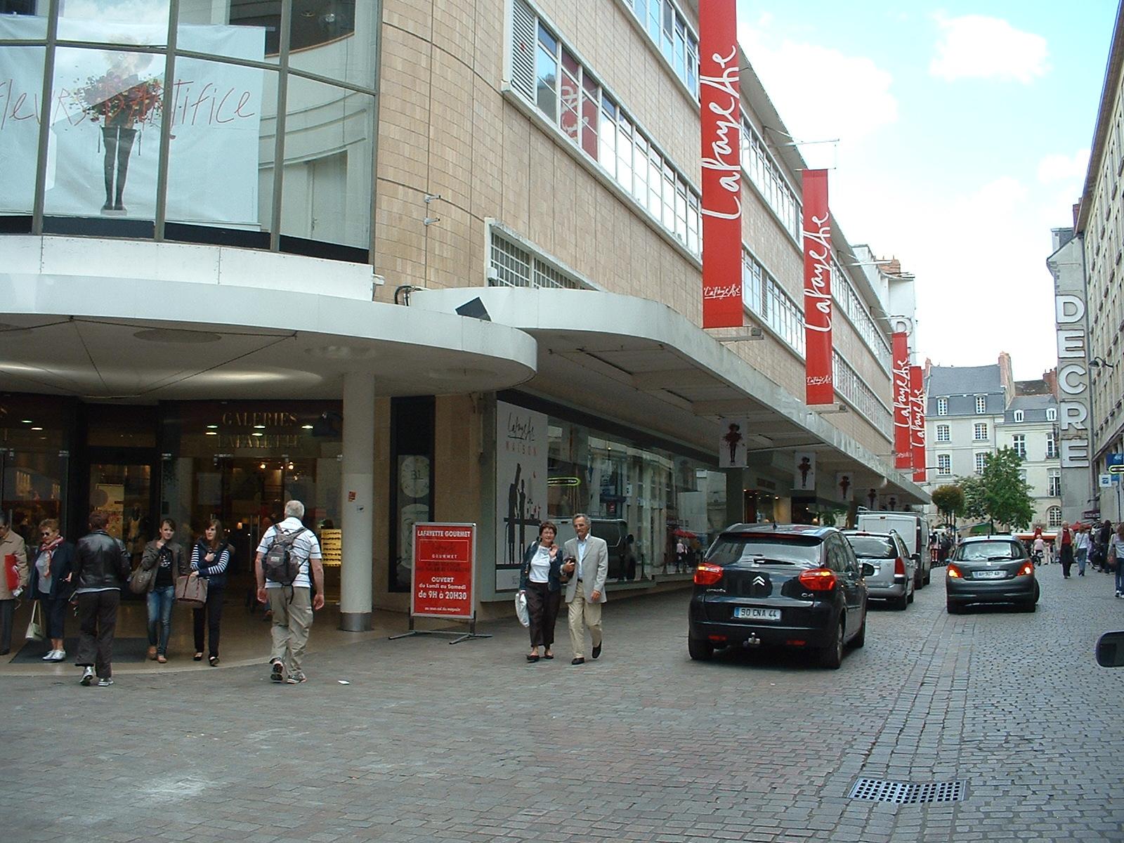 Rue De La Marne Nantes Wikipedia