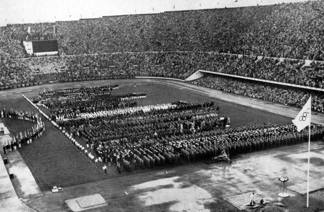 1952 summer olympics simple english wikipedia the free for Olimpici scandinavi