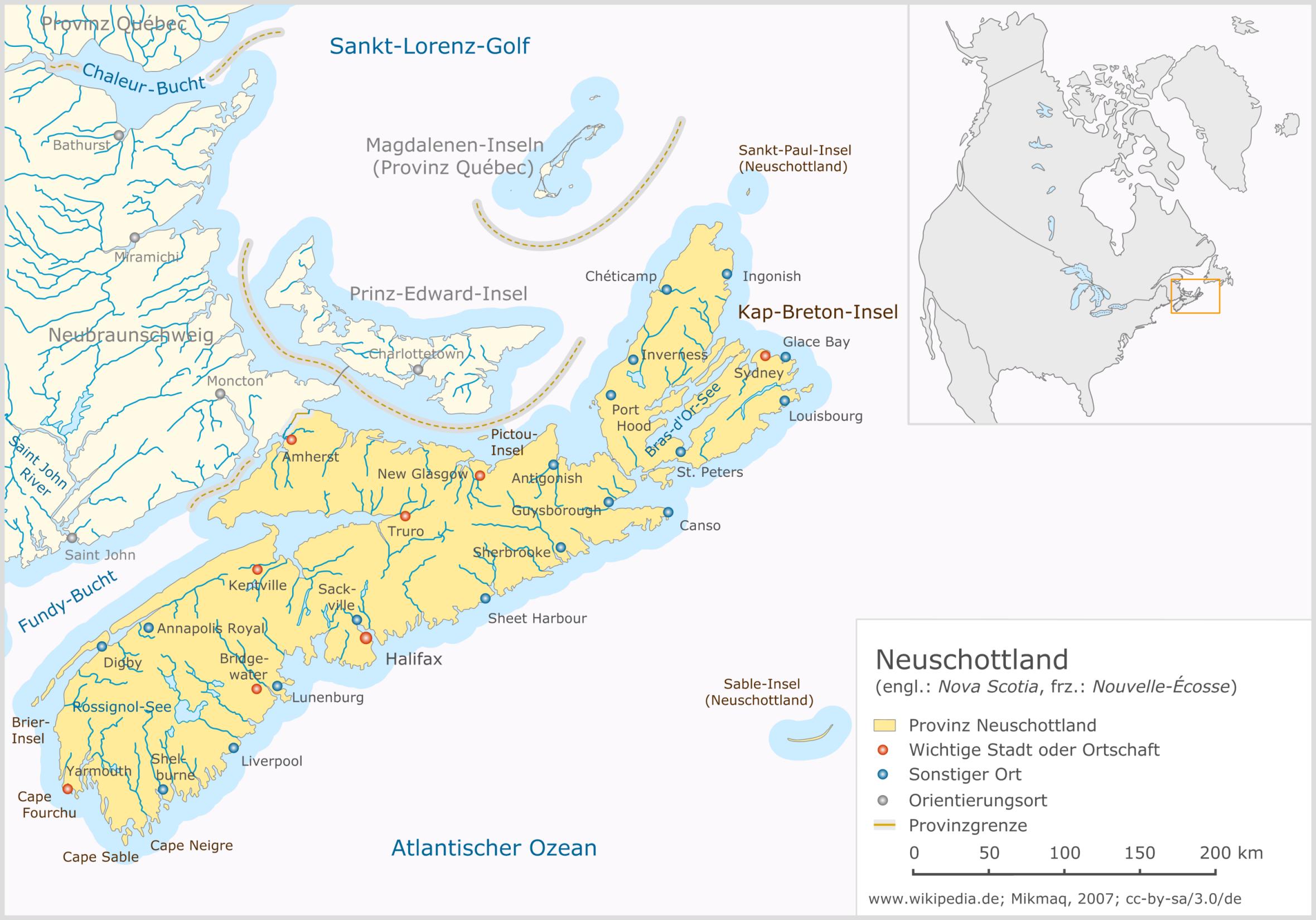 kanadas westen rundreise