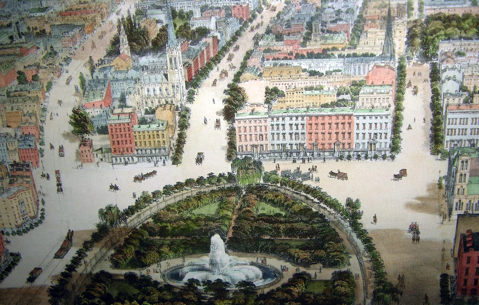 File:New York Union Square 1850.jpg - Wikimedia Commons