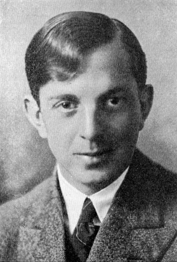 Odd Brochmann c. 1935.