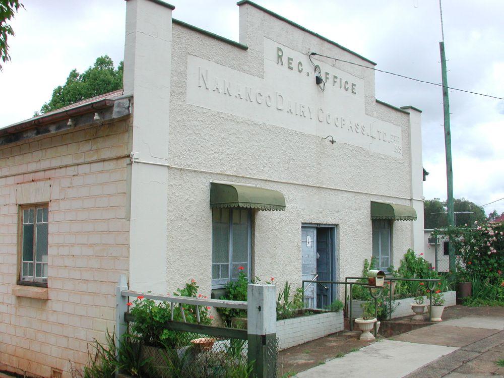 Nanango Butter Factory Building Wikipedia