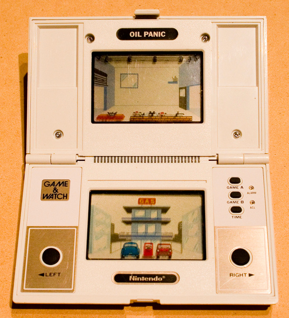 The Design Of The Nintendo 3ds Was Rendered Back In 1983