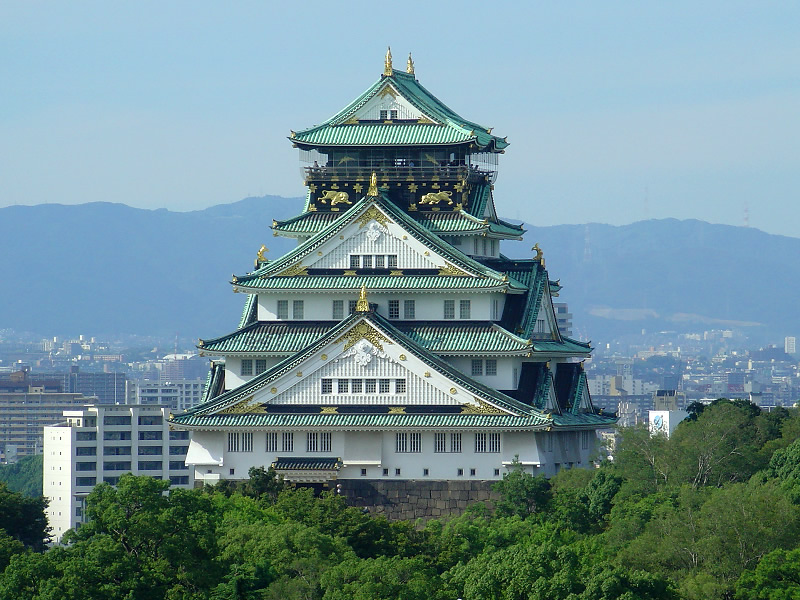 File:Osaka Castle - 01.jpg - Wikimedia Commons