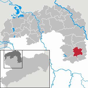 Oschatz,  Sachsen, Deutschland