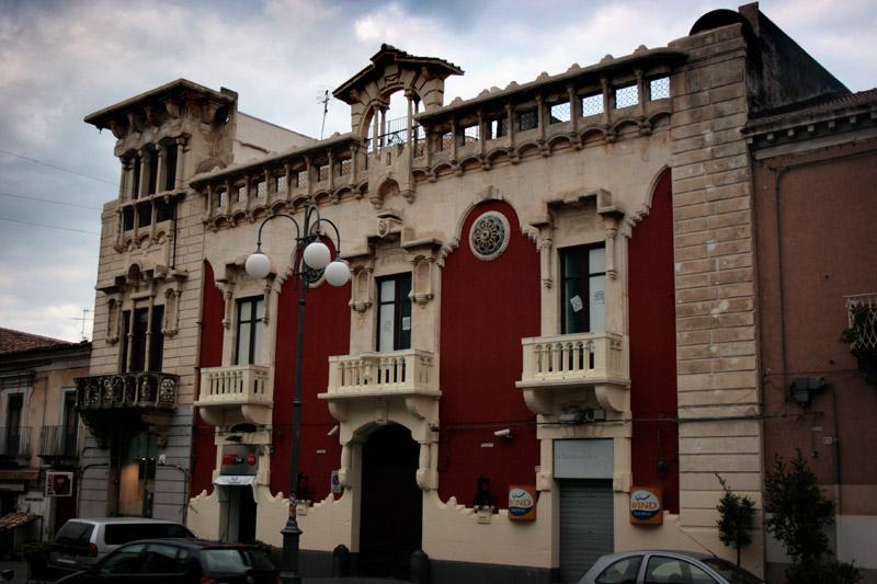 Palazzo Bonaventura (Giarre)