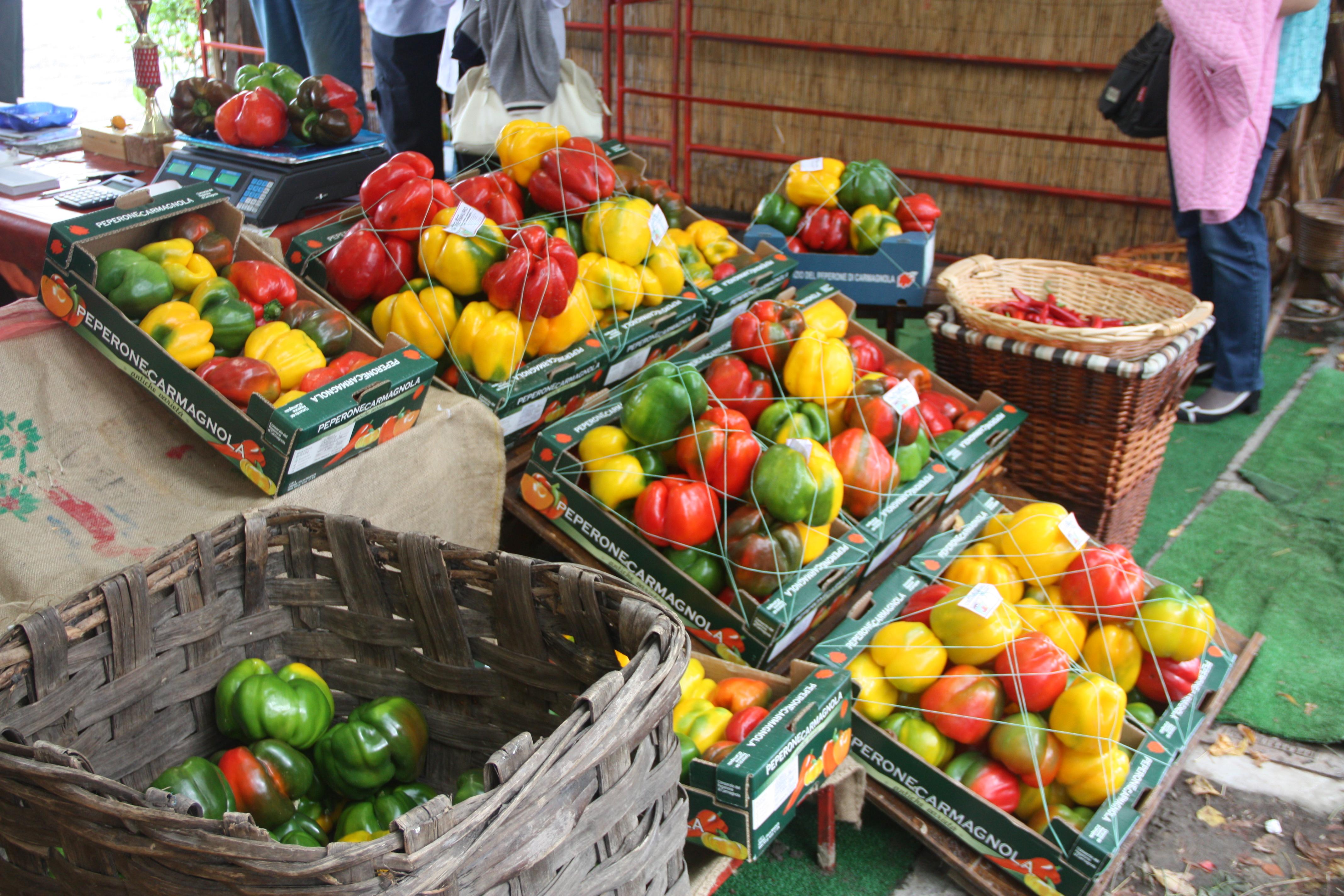 Promozione prodotti agricoli