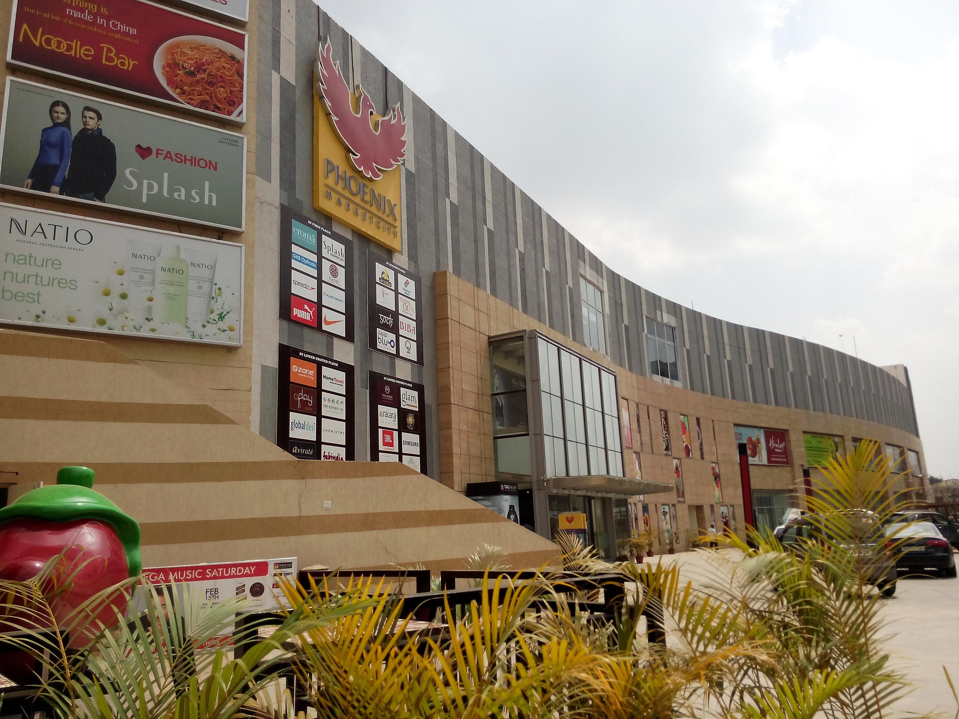 Phoenix Market City, Bangalore