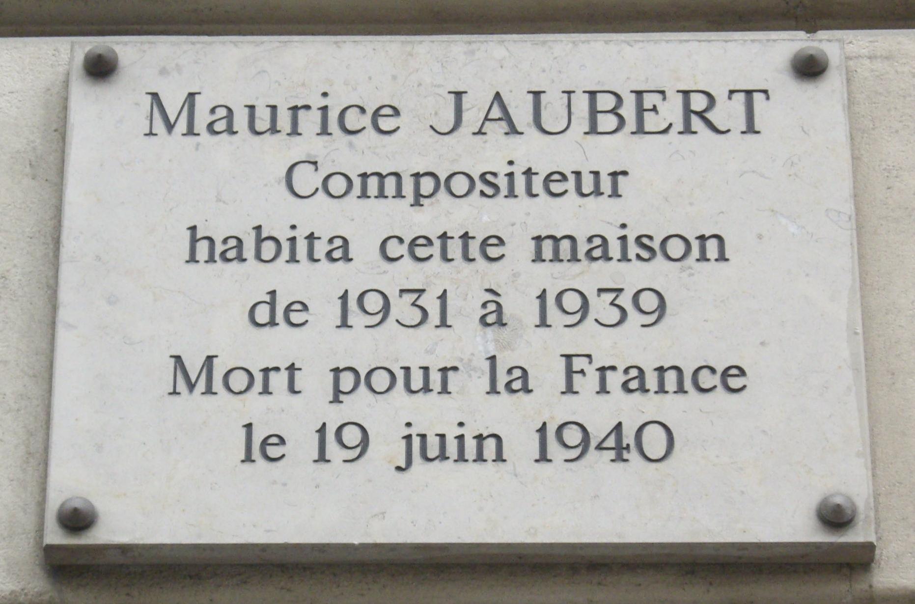 23 Rue Du Cherche Midi file:plaque maurice jaubert, 98 rue du cherche-midi, paris 6