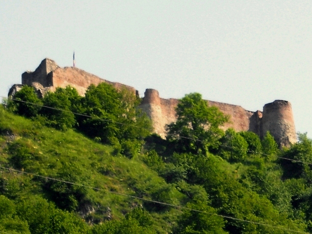 Vlad Tepes Castle Romania