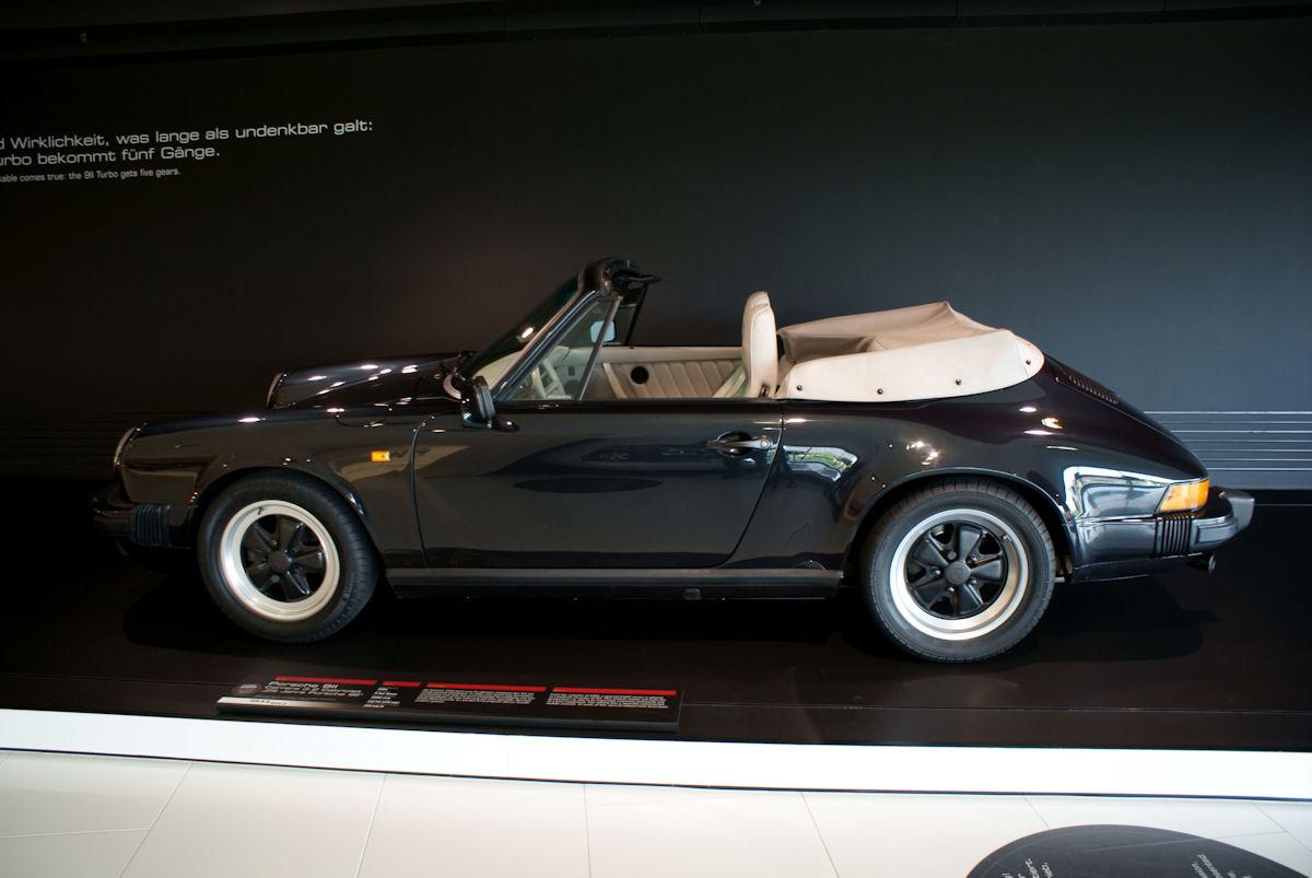 File Porsche 911 1989 Carrera 3 2 Cabriolet 25jahre Lside