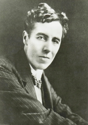 Portrait of Ronald Firbank