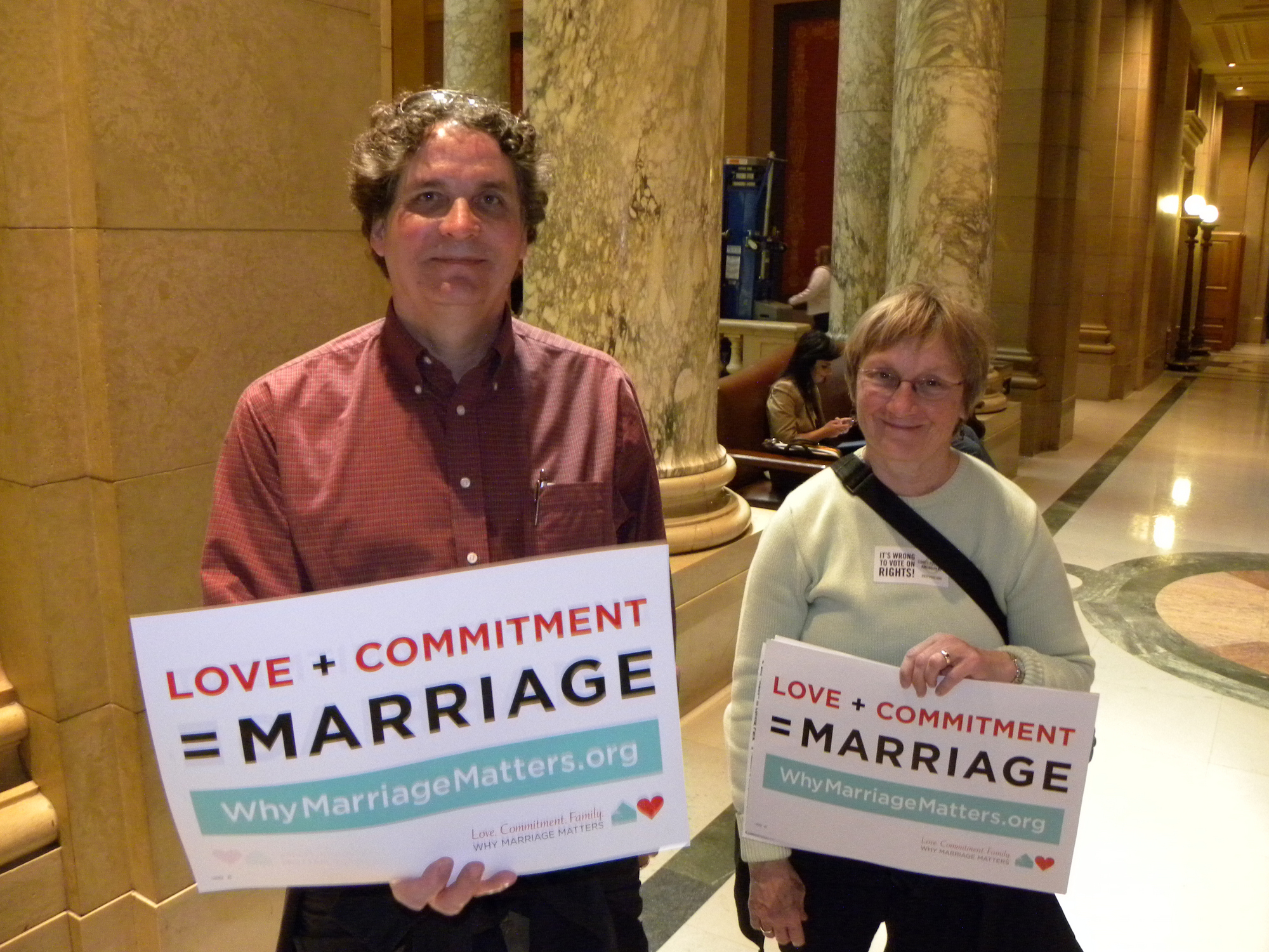 Constitutional amendment banning same sex marriage