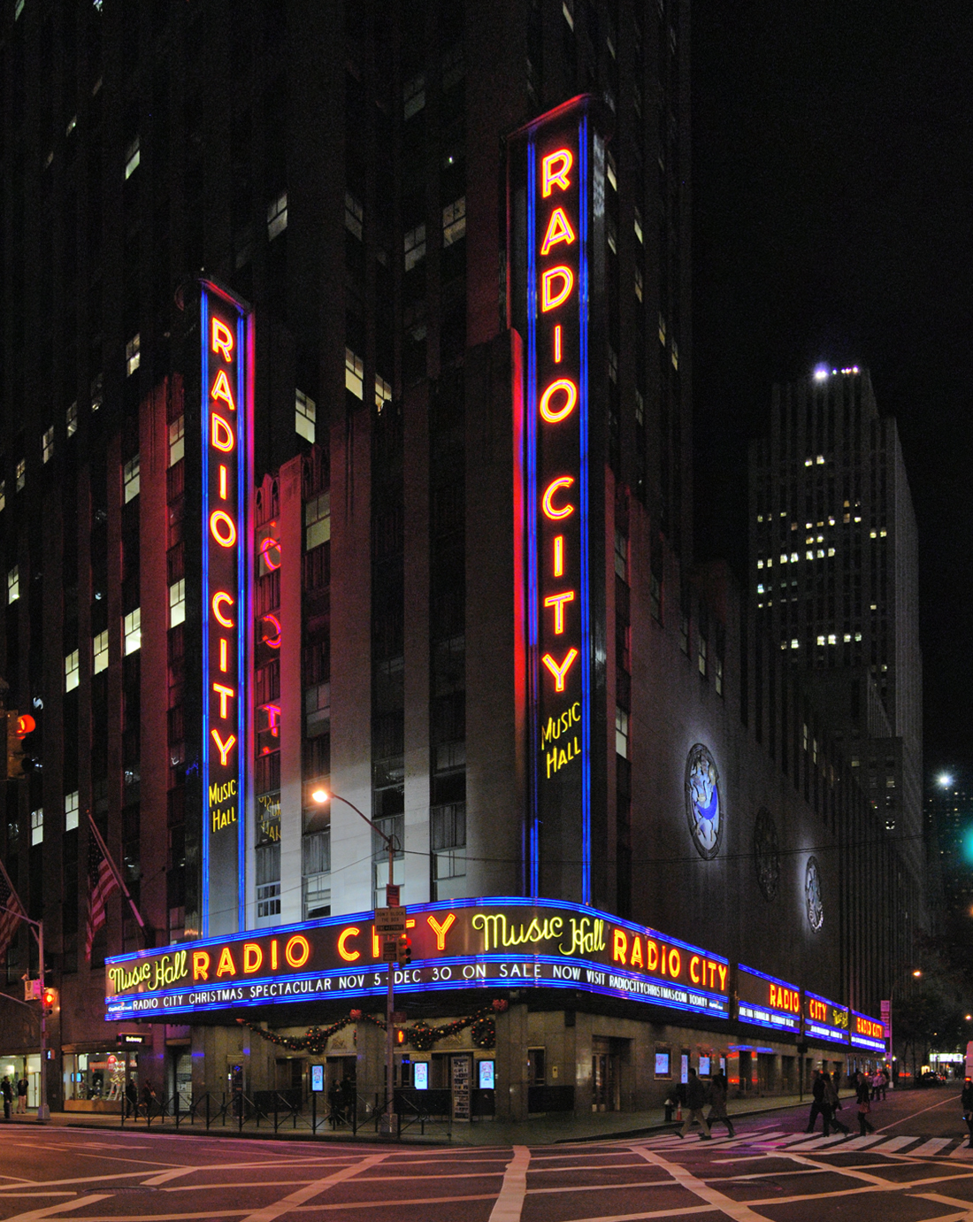 Radio city music hall wikipedia malvernweather Image collections