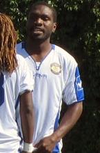 Richard West (footballer) Jamaican footballer