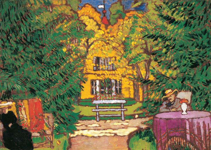 Híres festők híres otthonai