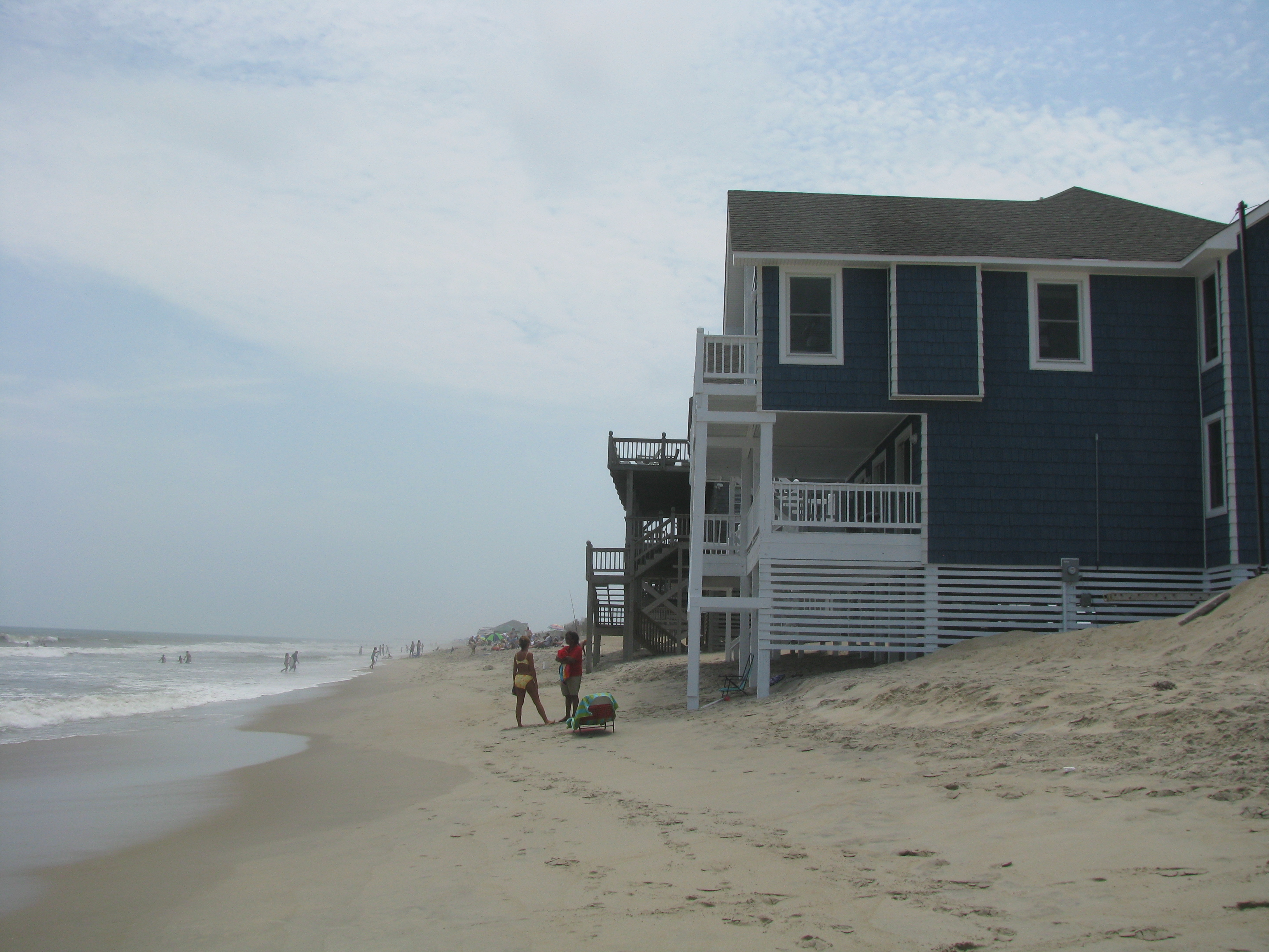 House To Rentals On Emerald Isle Nc Oceanfront Beach