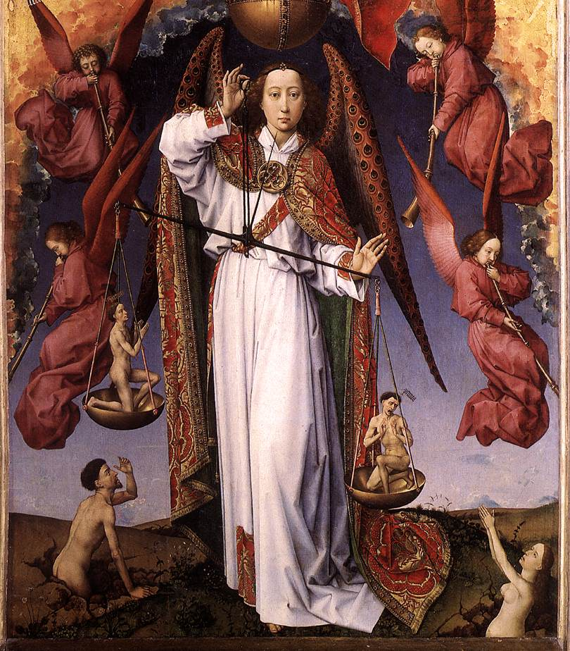 Beaune Altarpiece, van der Weyden.
