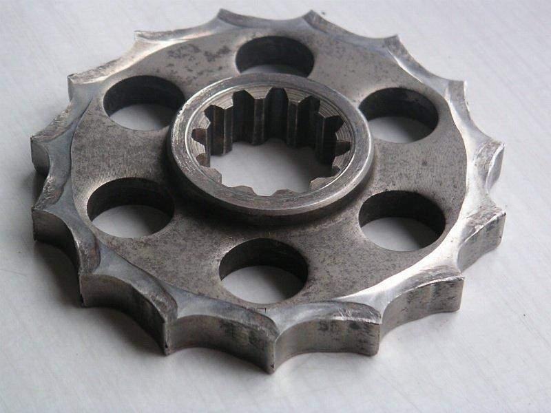 roue dentee pour chaine
